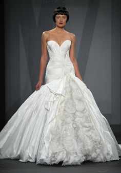 Mark Zunino for Kleinfeld 73 Wedding Dress - The Knot