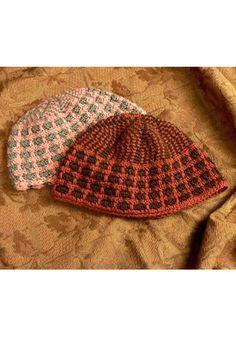 c42e14b7c69 Sydney His   Her Hats designed by Kim Rutledge. Free crochet pattern on  naturallycaron.com