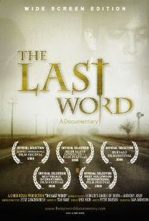 The Last Word: Johnny Frank Garrett - An innocent man who was wrongfully convicted of murder and executed on Texas' Death Row. (http://criminal-justice-documentary.blogspot.com/2014/08/the-last-word-johnny-frank-garrett.html) - Justice Documentary