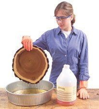 Wood Stabilizer Prevents Cracks - The Woodworker's Shop - American Woodworker