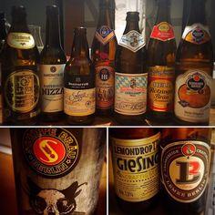 Beer tasting ! #beer #beertasting #biersommelier #bier #lemkeberlin #lemke #giesingerbräu #schoppebräu #schneiderweisse #flötzingerbräu #tegernseerhell #hofbräumünchen #braufactum #hanscraft #augustinerbräu #shareabeer