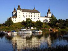 http://inredningsvis.se/brollop-pa-lacko-slott/ Läckö Slott: Bröllop på Läckö Slott - Inredningsvis