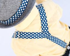 Boy's Blue Polka Dot Suspenders  Fedora Hat  Click here to see the full list: https://www.etsy.com/shop/EvenUneven