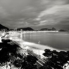 Noites de Copacabana,foto tirada por Josef Hoflehner.em 2010.