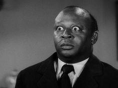 "Mantan Moreland in ""Charlie Chan in the Secret Service"" (Phil Rosen, 1944)"
