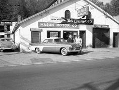Your friendly local DeSoto dealer… 1956