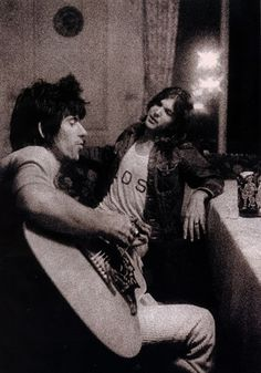Keith Richards and Gram Parsons --- fabulous picture, so sad Gram is not still with us RIP