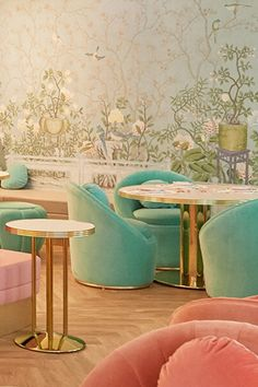 Get amazed and inspired by Essential Home Chic Tea Room in the Mountains of Japan project. Visit now essentialhome.eu! Furniture, Room, Interior Design Projects, Interior, Home, Century Furniture, Tea Room, Mid Century Furniture, Velvet Armchair