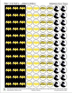 Batman Kiss Stickers by Renees Soirees ~ wording available for both birthdays or other events like showers. Batman Party, Superhero Party, Little Boy And Girl, Boy Or Girl, Soiree Party, Party Printables, 3rd Birthday, Showers, Birthdays