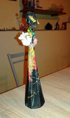 Africana con fiori by Ilenia Pintus