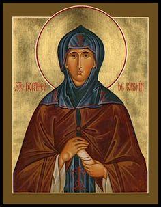 St. Dorothea of Cashin