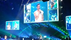 Payphone - Maroon 5 Manchester Arena January 2014