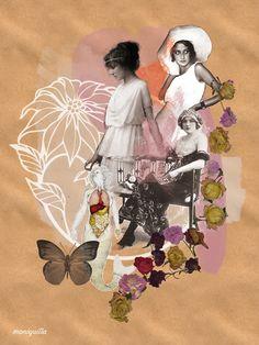 collage by moniquilla
