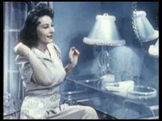 Vintage 1940's Fashion Film - The Boudoir 2