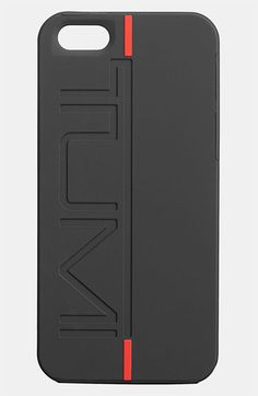 Tumi iPhone 5 Case available at #Nordstrom - Green