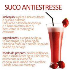 Suco Antistresse