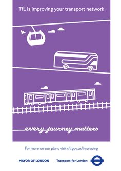 Nicola Meiring - Transport for London Campaign on Behance