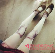 doll joint tights