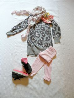 FLOWERS and ANIMALIER FOR THIS SS 2013  outfit