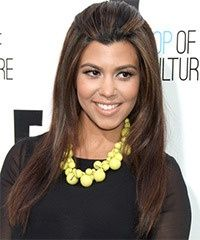 Kourtney Kardashian Hairstyle hair-tutorials