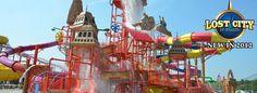 Mount Olympus Water & Theme Park in Wisconsin Dells, Wisconsin
