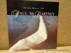 PAUL McCARTNEY. GOODBYE AMERICA. CD - RED LINE / ITALY - 1993 - 20 TEMAS. CALIDAD LUJO.