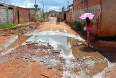 Apenas 30% do esgoto recebe tratamento no Brasil