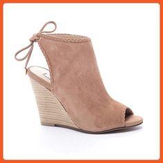 Kristin Cavallari Women's Larox, Roebuck Kid Suede, 5 M - Boots for women (*Amazon Partner-Link)