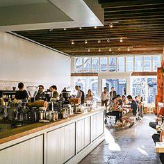 The Mill restaurant - San Francisco, CA