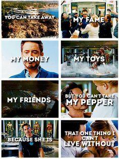 Iron Man - Tony Stark, LET THE FEELS BEGIN *seizure of feels takes over*