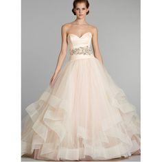 vestidos de novias con rosas - Buscar con Google