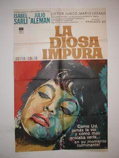 La Diosa Impura [1964] (Isabel Sarli y Armando Bo)