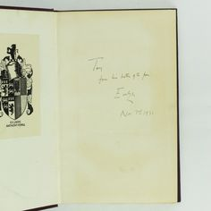 Remote People by Evelyn Waugh, published 1931, first edition, inscribed to Anthony Powell, author's presentation copy