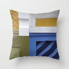 Helsinki Throw Pillow by Susan in Paris - $20.00