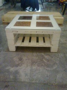 palets muebles con pallets