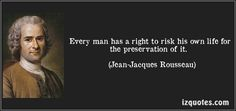 the life and philosophies of jean jacques rousseau Jean-jacques rousseau,  a theatre in paris during rousseau's time rousseau's life was shaped by some key chance  tortures us with his jeans.