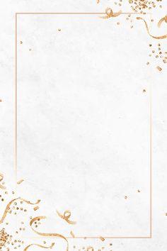 Instagram Frame, Story Instagram, Instagram Story Template, Gold Wallpaper Background, Wallpaper Backgrounds, Wallpapers, Birthday Frames, Birthday Cards, Pinterest Color