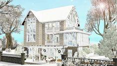 Sims3 Winter Farmhouse 冬之屋 - Ruby's Home Design