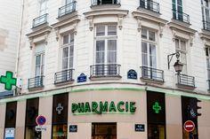 3.20pm – French pharmacies | 法國藥房