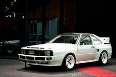 Audi Quattro Legend