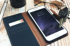 Classic Cell Phone Diary Case-6 Colors! 57% OFF