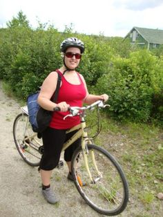 "Looking to enjoy a leisurely bike ride? Or perhaps you'd prefer to sit this one out and enjoy a yummy snack or beverage. Destination #Halifax guest blog contributor @Kim Humes explores ""the perfect option for all ages and abilities"" in the great outdoors. #cycle #bike #outdoor #outdoors"