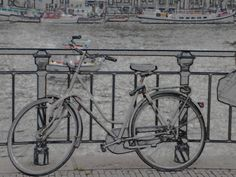 Bicycle (fiets) Amsterdam