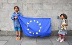 Lobbying by University of Liverpools European Childrens Rights Unit (ECRU) leads to amendments seeking to protect children post Brexit Anti Brexit March, University Of Liverpool, A Level Photography, Union Flags, Second Child, The Unit, History, Children, Day