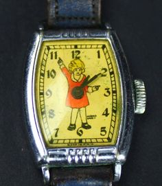 Watch, Little Orphan Annie, 1930s