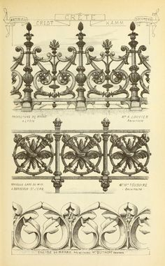 see site for more - 1914 - vol 4 Materials & documents of architecture and sculpture : A reissue of Matériaux et documents d'architecture et de sculpture, Paris, 1872-1914