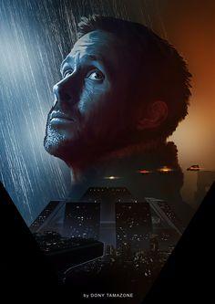 Blade Runner 2049 alternative poster http://ift.tt/2xWOCNM