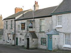 The George Inn, Reforne, Portland, Dorset.....the pub where I literally grew up lol