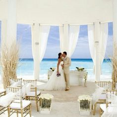 Beach wedding idea?!!