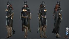 Video Games Art & Entertainment — BATMAN Arkham KnightA Matter of Family DLC Batgirl...